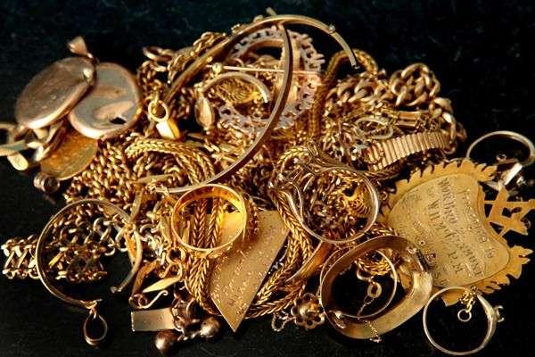 pergerakan harga emas comex hari ini