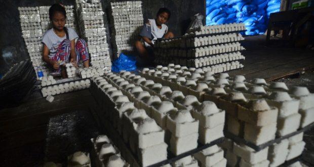 Stok Garam Di Jambi Mencapai 150 Ton Informasi Komoditi